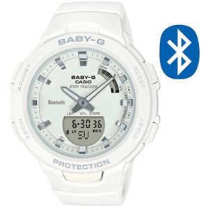 Casio BABY-G Step Tracker Bluetooth BSA B100-7A (620)