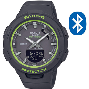 Casio BABY-G Step Tracker Bluetooth BSA-B100SC-1AER (620)