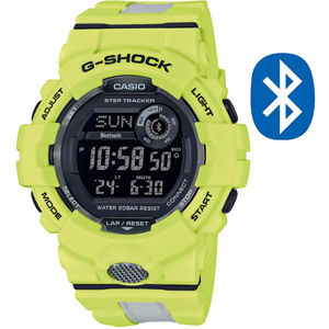 Casio G-Shock G-SQUAD Step Tracker GBD-800LU-9ER (626)