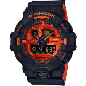 Casio The G/G-SHOCK Bright Red GA-700BR-1AER (607)