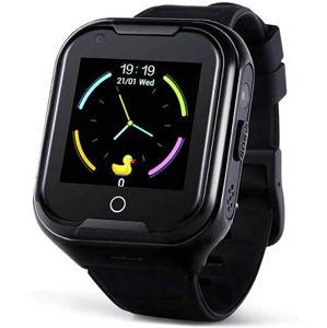 CEL-TEC KT11 dětské hodinky s GPS černé