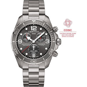 Certina DS ACTION Chronograph Chronometer C032.434.44.087.00