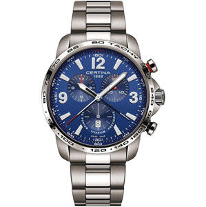 Certina SPORT COLLECTION - DS PODIUM Chrono - Quartz C001.647.44.047.00