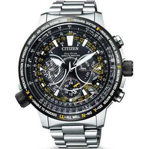 Citizen Eco-Drive Satellite Wave Promaster Sky GPS CC7014-82E