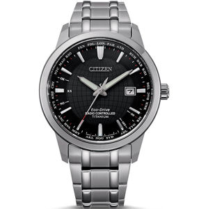 Citizen Eco-Drive Super Titanium Radio Controlled CB0190-84E