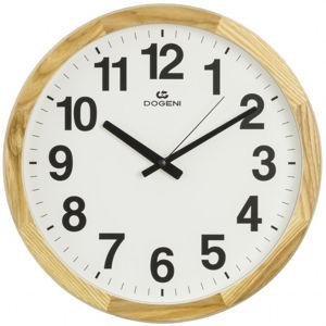 DOGENI Nástěnné hodiny s tichým chodem WNW012LB