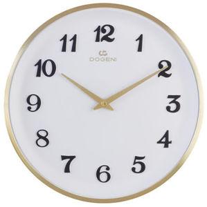 DOGENI Nástěnné hodiny WNM012GD