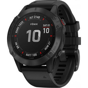 Garmin Fenix 6X PRO Black/Black Band 010-02157-91