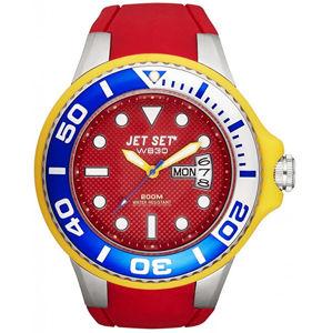 Jet Set Analogové hodinky WB30 J55223-14 s vodotěsností 20 ATM