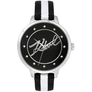 Karl Lagerfeld Signature Striped Strap 5513141