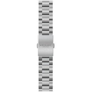 Kronaby Ocelový tah silver 20 mm A1000-3265