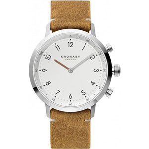 Kronaby Vodotěsné Connected watch Nord S3128/1