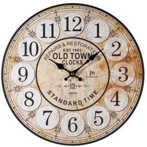 Lowell Nástěnné hodiny 21439