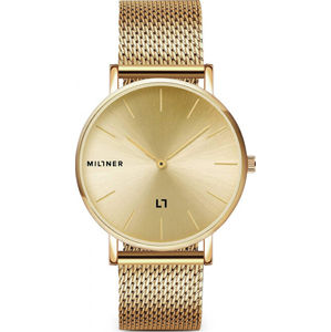 Millner Mayfair S Full Gold 36 mm