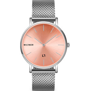 Millner Mayfair S Silver Pink 36 mm