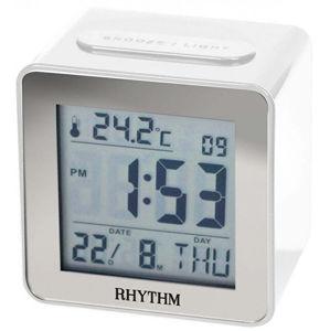 Rhythm LCD stolní hodiny LCT076NR03