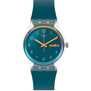 Swatch Originals Blue Away GE721