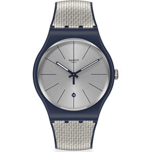 Swatch Essentials Grey Cord SUON402