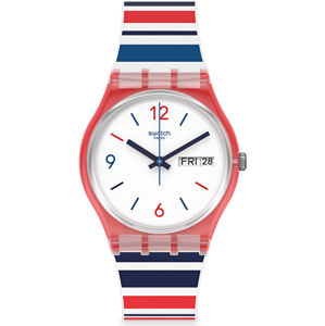 Swatch The Originals Sea Barcode GR712